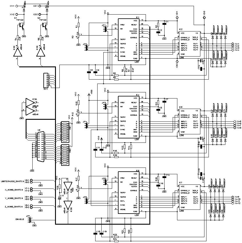 координатного ЧПУ станка